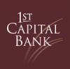 1st Capital Bank logo.