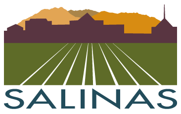 Logo for the city of Salinas.