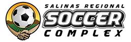 Logo for Salinas Regional Soccer Complex.